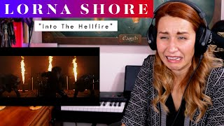 """Download Lorna Shore """"To the Hellfire"""" REACTION & ANALYSIS by Vocal Coach / Opera Singer"""