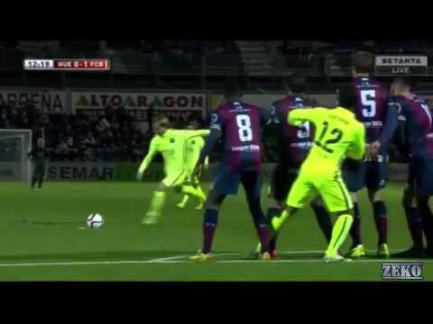 Ivan Rakitić ● First Season with Barcelona ● All Goals
