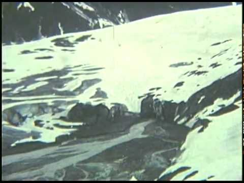 Surge of Variegated Glacier 1982-1983