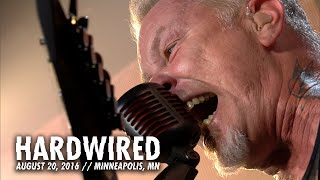 Metallica: Hardwired (Live - Minneapolis, MN - 2016)