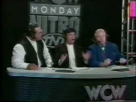 WCW Monday Nitro 09/11/95 Part 1