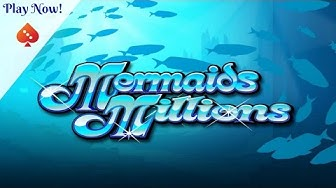 WIN on Mermaids Millions SLOT! – Play For Free On ZZZSlots
