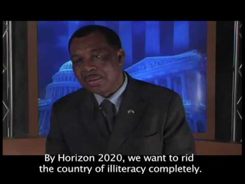 Equatorial Guinea Minister of Foreign Affairs Discusses Improvements in the Country (subtitles)