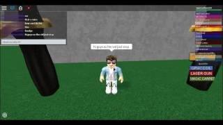 Roblox-The Half at Macdonalds obby