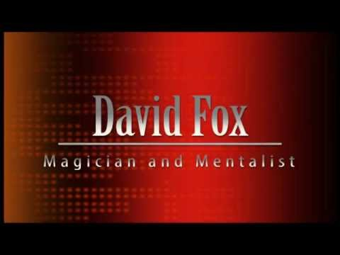 David Fox Magic Demo