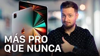 Las 10 claves de los nuevos iPad Pro 2021 con chip M1 y pantalla XDR 👌🏻