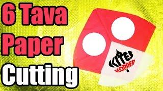 6 Tawa KITE Paper Cutting - Kites Korner