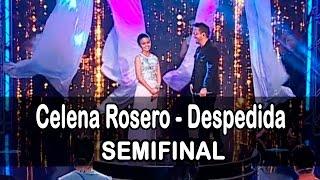 Celena Rosero/J.F. Velasco - Despedida | (Programa 15) Semifinal Factor X Kids Ecuador 2015