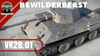 VK2801 World of Tanks Blitz