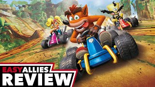 Crash Team Racing Nitro-Fueled - Easy Allies Review (Video Game Video Review)