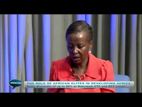 @Debate411 Ep 48-Role of African Elites In Africa's Development