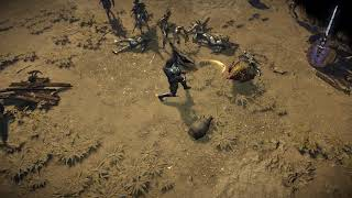 Path of Exile: Sin Weapon Effect