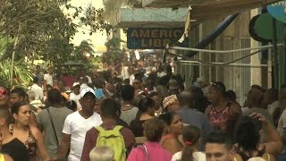 Cubans react to Cuba US policy rollback