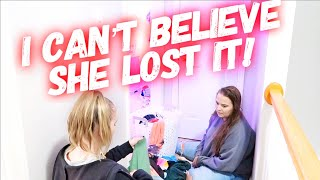 I CAN'T BELIEVE SHE LOST IT!!! (So Upset)   Family 5 Vlogs