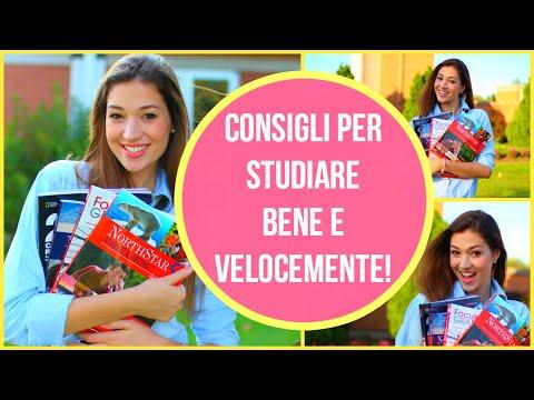Back To School ♥ Tanti CONSIGLI per STUDIARE BENE e VELOCEMENTE!