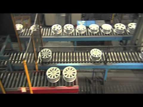 "Borbet company-presentation "" How to build a light-alloy-wheel"