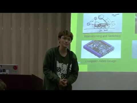 Paly Robotics Student Presentations