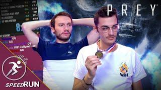 Hugo signe une Run Top mondial avec Laink sur PREY ! - SpeedRun