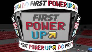 2018 FIRST Robotics Competition - FIRST POWER UP Game Animation