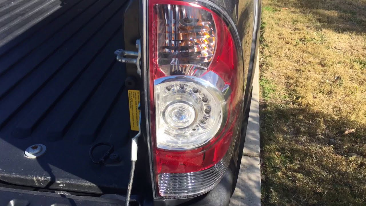 Led Reverse Lights Tacoma