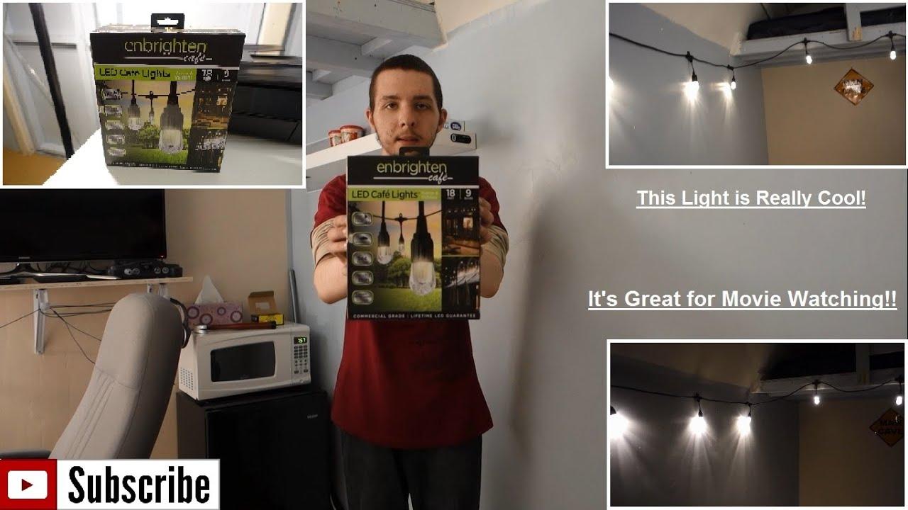 Enbrighten Led Cafe Lights By Jasco Setup Overview