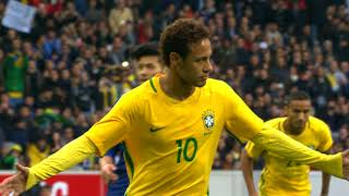 Neymar vs Japan (N) 17-18 – International Friendly HD 1080i by Guilherme