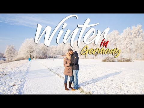My first Winter in Germany (Wilhelmshaven, Deutschland)