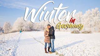 My first Winter in Germany (Wilhelmshaven, Deutschland)