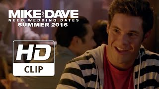 Mike & Dave Need Wedding Dates | School Teachers And Hedge Funds | Official HD Clip 2016