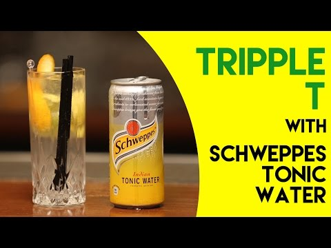 Tripple T || Mix the Fizz || Schweppes