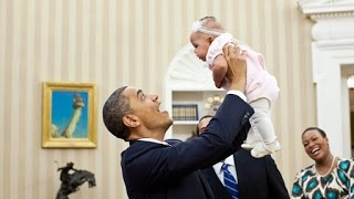 These Adorable Moments Between Barack Obama & Kids Will Melt Your Heart