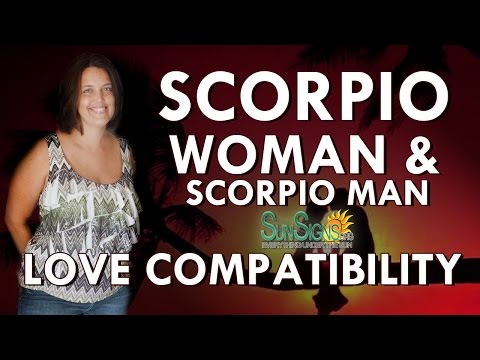 Scorpio Woman Scorpio Man – A Compatible Match