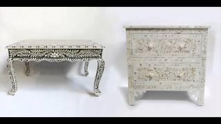 Custom Inlay Furniture At Mix !