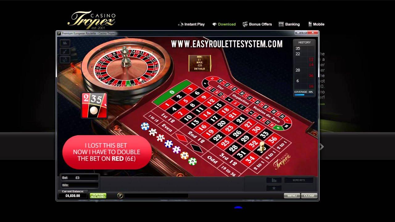 Безопасность Casino Tropez гарантирована!