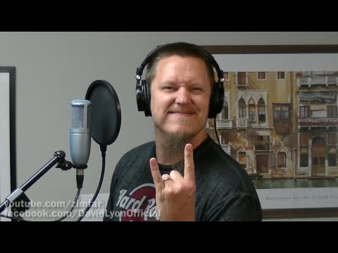 Def Leppard - Foolin' - Uncut Single-Take Vocal Cover by David Lyon