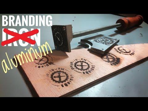 Make your custom branding iron