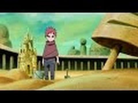 Gaara and Shikamaru Childhood Story English Subbed
