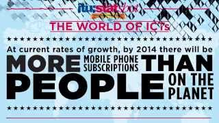 ITU StatShot - December 2012  - The World of ICTs