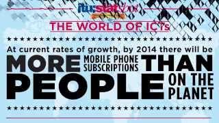 ITU StatShot - December 2012  - The World of ICTs