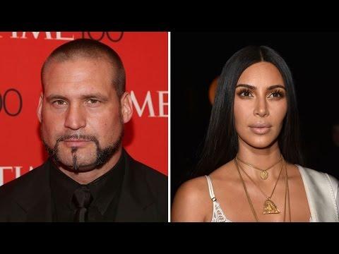 Kim Kardashian's Bodyguard Was Protecting Sisters at Nightclub During Robbery