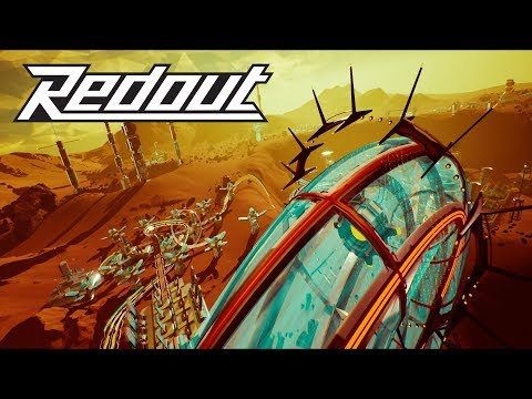 RedOut: Mars Pack DLC Gameplay