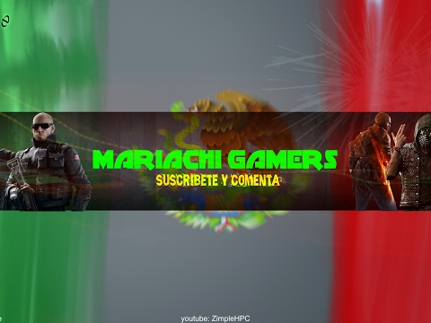 Final de torneo Mariachi Gamers Relampago SwS vs Energy Gaming Transmitido por Gafes Rainbow Six Sie