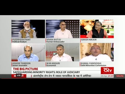 The Big Picture - Safeguarding minority rights: Role of Judiciary