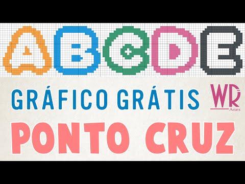Alfabeto para bebês e crianças - Gráfico grátis