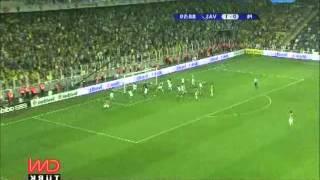 Fenerbahçe 1-1 Vaslui Şampiyonlar Ligi 3. Ön Eleme Geniş Özet ve Röportajlar