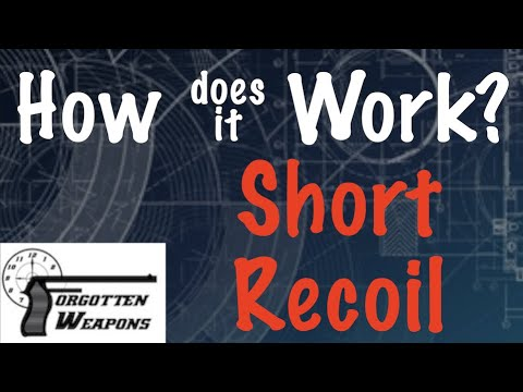 How Does it Work: Short Recoil Operation