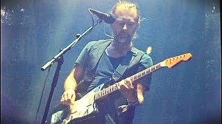RADIOHEAD - I Promise  *first time gigged in 21 years* Front Row