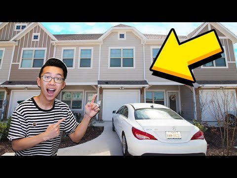 MY NEW HOUSE TOUR!!