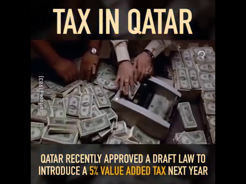 Tax in Qatar