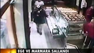 Marmara ve Ege'de şiddetli deprem !!